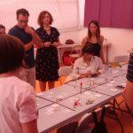 Training through gaming for entrepreneurial skill development