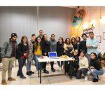 I team di Giovani e Futuro Comune insieme per condividere traguardi e obiettivi